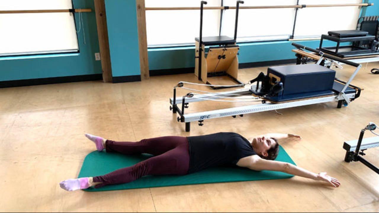 Whole body stretch 2