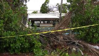 After Hurricane Irma, Bahia Cabana falls apart