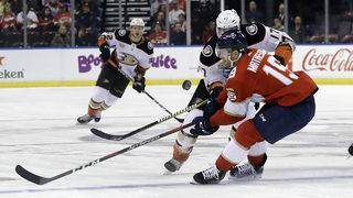 Nick Ritchie scores twice, Ducks beat Panthers 3-2