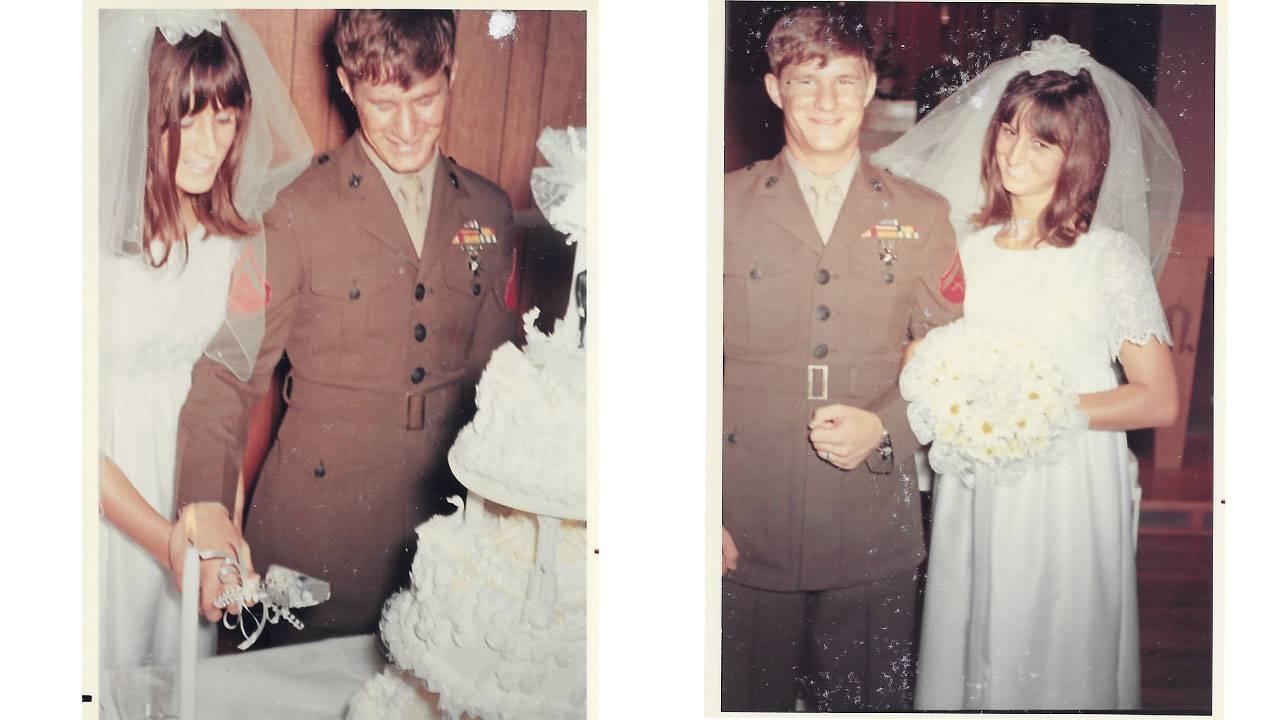 Apollo 11 wedding