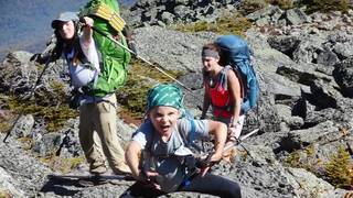 Family spends months hiking 800 miles of Appalachian Trail