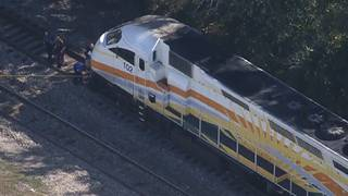 SunRail train fatally hits pedestrian in Winter Park, police say