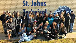 JAGUARS FEVER: Keeping up with team spirit around Jacksonville