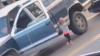 Body Cam Video Shows Toddler Put Hands up in Front of Cops