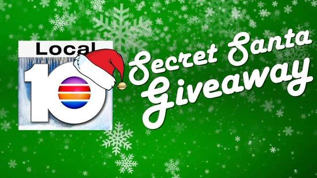 win amazing holiday prizes in local 10 s secret santa giveaway