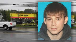 Suspected Waffle House gunman thought laptop was hacked weeks before shooting