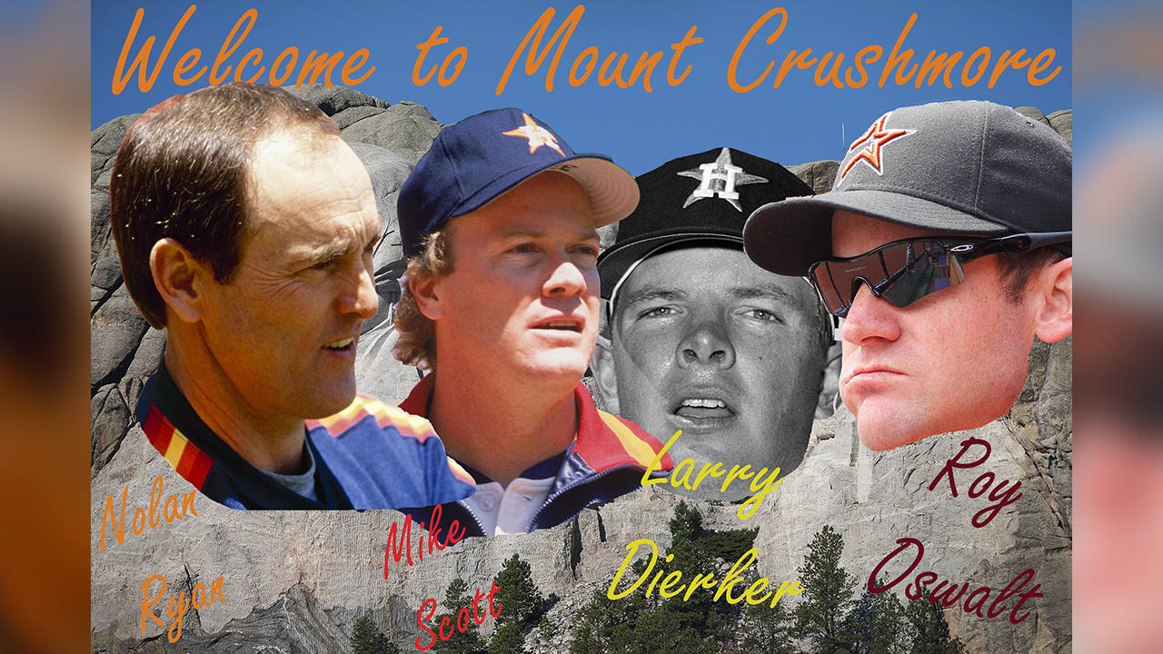 mount crushmore pitchers ryan dierker oswalt scott