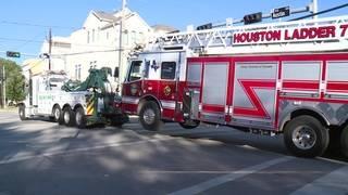 City to use $2M on Houston's aging firetruck fleet