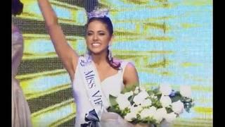 Emili McPhail wins Miss Virginia 2018