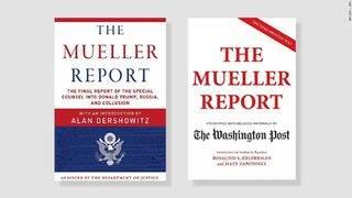 Mueller Report already a best-seller