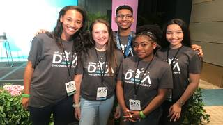 'Dream come true:' Central Florida teens take part in Disney's Dreamers Academy