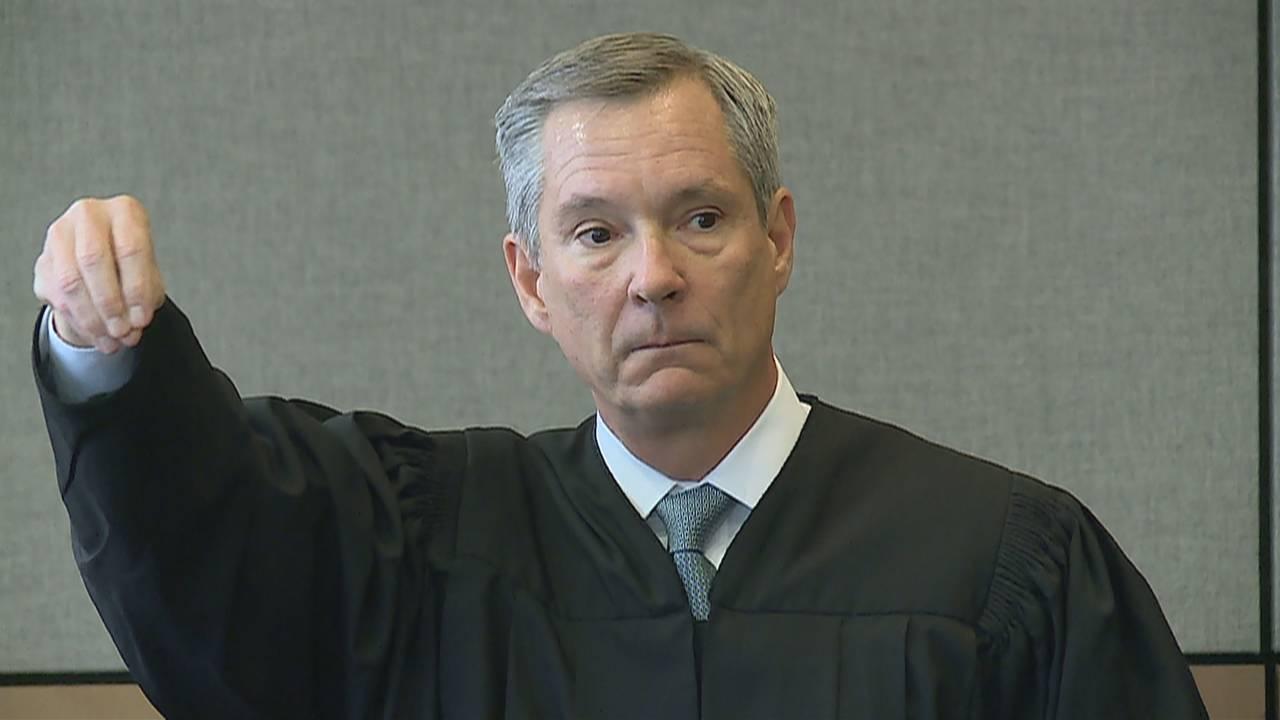 Palm Beach County Judge Joseph Marx
