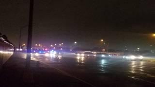 Man hit, killed on road near JBSA-Lackland