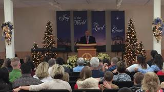 Sutherland Springs church holds Christmas Eve service less than 2 months&hellip&#x3b;