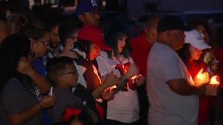 Family, friends hold vigil for Dickinson Little League coach killed in&hellip&#x3b;