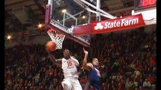 Chris Clarke suspended from Virginia Tech men's basketball team