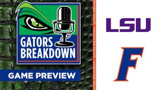 Gators Breakdown: LSU game preview