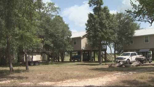 Large ranch land sales outside Houston area up