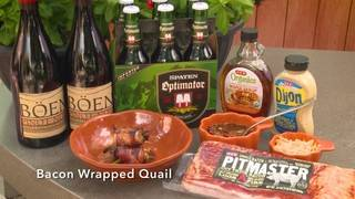 H-E-B Backyard Kitchen: Bacon Wrapped Quail