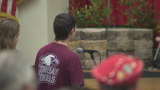 Hundreds turn out for tense Broward forum on school safety