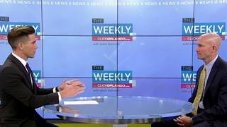 'The Weekly' covers safe driving amid wet holiday weekend