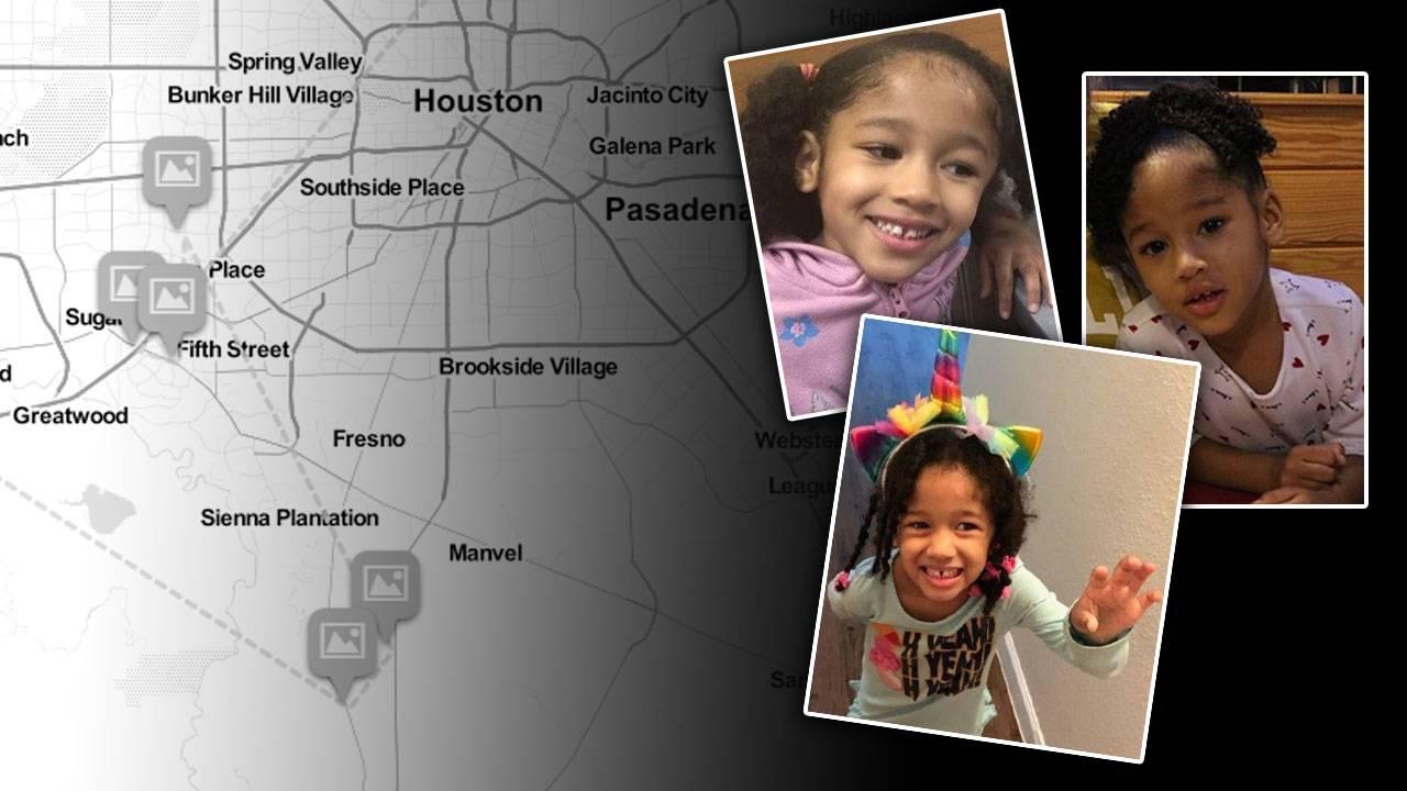 Maleah Davis search story map graphic 5-16-19