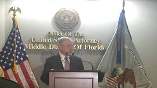 'We need to stop addiction:' AG Jeff Sessions in Tampa talks opioid crisis