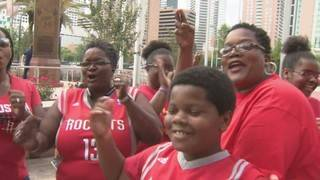 Rockets fans believe Game 6 could be a win-win