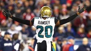 Jaguars' teammates unfazed by Jalen Ramsey's comments in GQ interview
