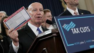New tax code will still be complicated despite GOP promise to simplify