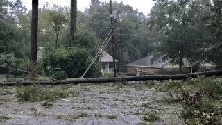 Michael leaves more than 600K Florida, Georgia customers without power