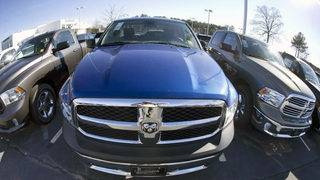 Ram pickups being recalled due to tailgate problem