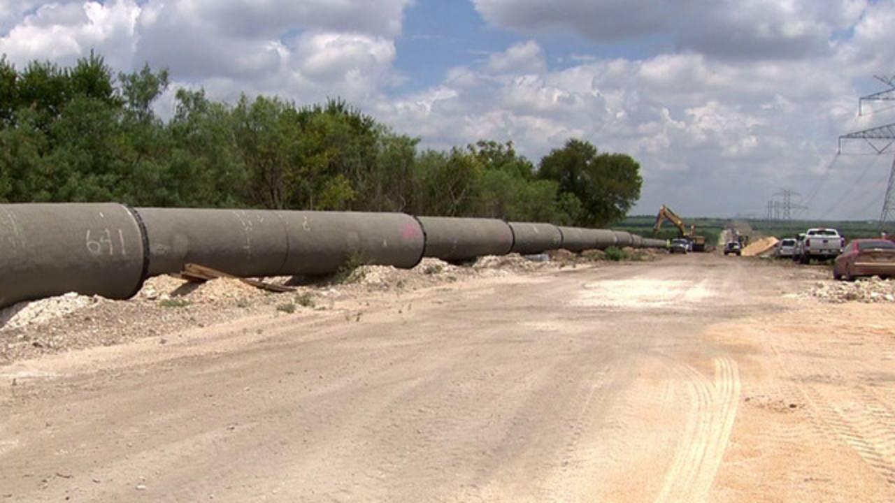 vista ridge pipeline construction 3