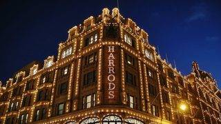 Woman who spent $21M at Harrods arrested