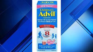 RECALL: Pfizer recalls lot of Children's Advil over fear of overdoses&hellip&#x3b;
