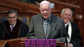 Jimmy Carter finds renaissance in 2020 Democratic scramble