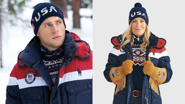 Team Usas Olympic Uniforms Are Wearable Heaters