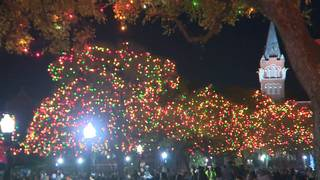 It's beginning to look a lot like Christmas around San Antonio