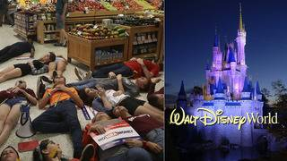 Is next National Die-In planned for Disney World?