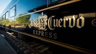 All aboard! Enjoy all-you-can-drink tequila on the Jose Cuervo Express