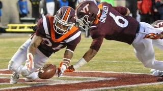 Overtime FG gives Hokies wild 34-31 win over Virginia