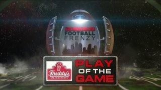 Freddy's Play of the Game: Oct. 19, 2018