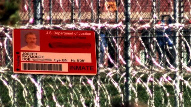 Frank Joseph inmate ID