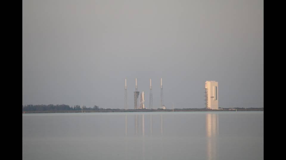 Atlas V GOES-R launch