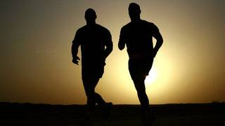 Working out when it's dark outside: How to stay safe