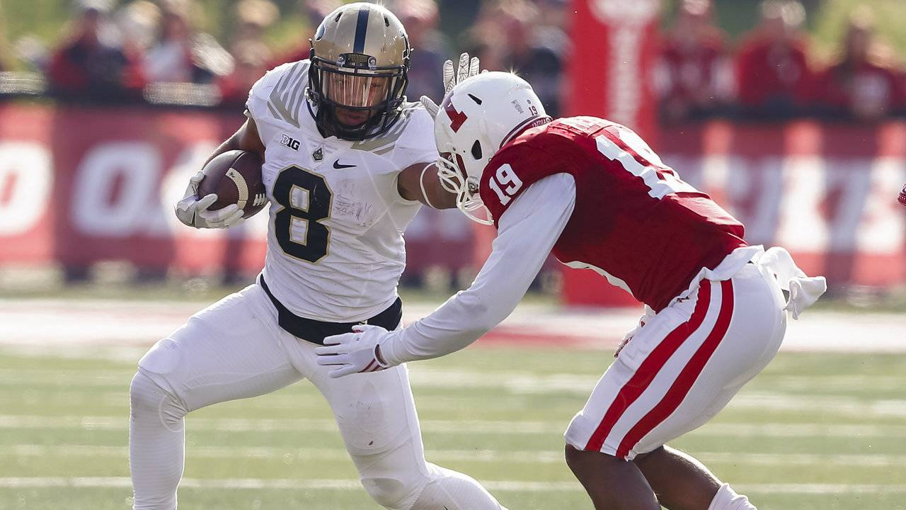 Indiana football vs. Purdue: Time, TV schedule, game ...