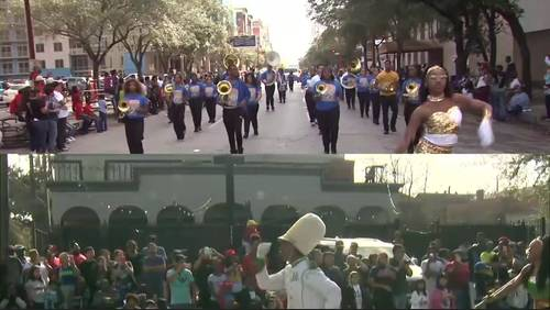 Dueling Parades: Two MLK parades remain in Houston