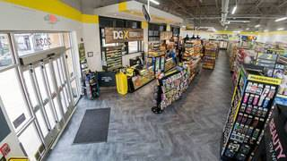 Dollar General investing in cities with DGX Concept