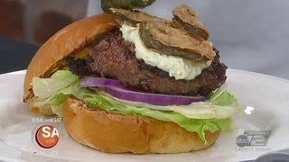 RECIPE: The CALIENTE Burger