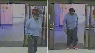 FBI searching for man who robbed bank in Hollywood